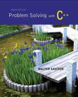 9780133591743-0133591743-Problem Solving with C++ (9th Edition)