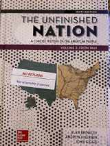 9781260164855-1260164853-The Unfinished Nation: A Concise History of the American People Volume 2