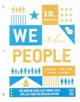9780393679595-0393679594-We the People (Full Twelfth Edition)