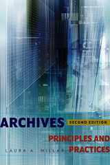 9780838916063-0838916066-Archives: Principles and Practices