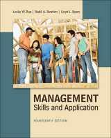 9780078029110-0078029112-Management: Skills & Application