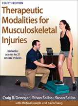 9781450469012-1450469019-Therapeutic Modalities for Musculoskeletal Injuries