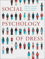 9781501313561-1501313568-Social Psychology of Dress
