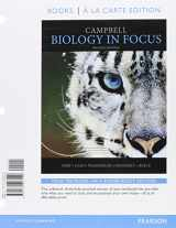 9780134250618-0134250613-Campbell Biology In Focus, Books a la Carte Plus Mastering Biology with eText -- Access Card Package (2nd Edition)