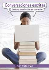 9780470633991-0470633999-Conversaciones escritas: Lectura y redacción en contexto (Spanish Edition)