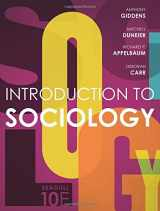 9780393265163-0393265161-Introduction to Sociology (Seagull Tenth Edition)