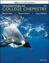 9781119083900-1119083907-Foundations of College Chemistry