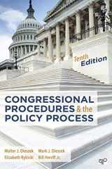 9781506304304-1506304303-Congressional Procedures and the Policy Process (Tenth Edition)