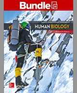 9781260692174-1260692175-GEN COMBO LOOSELEAF HUMAN BIOLOGY; CONNECT ACCESS CARD