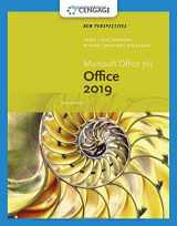9780357025741-0357025741-New Perspectives Microsoft Office 365 & Office 2019 Introductory (MindTap Course List)