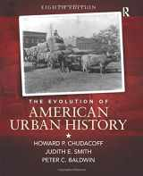 9780133867886-0133867889-The Evolution of American Urban Society