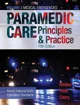 9780134538730-0134538730-Paramedic Care: Principles & Practice, Volume 3 (5th Edition)