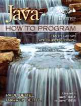 9780132575652-0132575655-Java How To Program (late objects) (10th Edition)