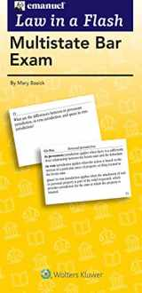 9781454868491-145486849X-Multistate Bar Exam Flash Cards (Law in a Flash)