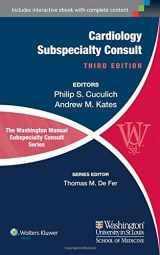 9781451114225-1451114222-The Washington Manual of Cardiology Subspecialty Consult (The Washington Manual Subspecialty Consult Series)