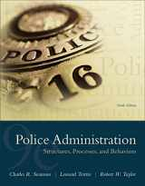 9780133754056-0133754057-Police Administration: Structures, Processes, and Behavior (9th Edition)