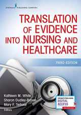 9780826147363-0826147364-Translation of Evidence Into Nursing and Healthcare