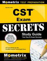 9781609715830-1609715837-Secrets of the CST Exam Study Guide: CST Test Review for the Certified Surgical Technologist Exam