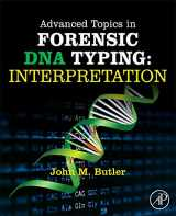 9780124052130-0124052134-Advanced Topics in Forensic DNA Typing: Interpretation