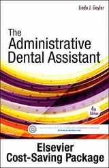 9780323442558-0323442552-The Administrative Dental Assistant - Text and Workbook Package