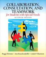 9780132659673-0132659670-Collaboration, Consultation, and Teamwork for Students with Special Needs (7th Edition)