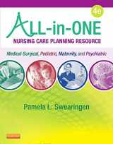 9780323262866-0323262864-All-in-One Nursing Care Planning Resource: Medical-Surgical, Pediatric, Maternity, and Psychiatric-Mental Health (All In One Care Planning Resource)