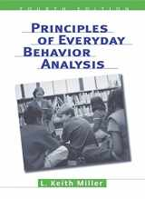 9780534599942-053459994X-Principles of Everyday Behavior Analysis (with Printed Access Card)