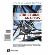9780134622088-0134622081-Structural Analysis, Student Value Edition (10th Edition)