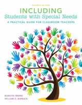 9780133569940-0133569942-Including Students with Special Needs: A Practical Guide for Classroom Teachers, Enhanced Pearson eText with Loose-Leaf Version -- Access Card Package (7th Edition)