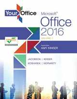 9780134320809-0134320808-Your Office: Microsoft Office 2016 Volume 1 (Your Office for Office 2016 Series)