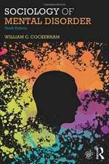 9781138668409-1138668400-Sociology of Mental Disorder