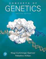 9780134604718-0134604717-Concepts of Genetics (12th Edition)