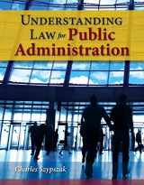 9780763780111-0763780111-Understanding Law for Public Administration
