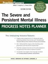 9780470180143-0470180145-The Severe and Persistent Mental Illness Progress Notes Planner