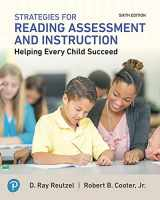 9780134863603-0134863607-Strategies for Reading Assessment and Instruction: Helping Every Child Succeed Plus MyLab Education with Pearson eText -- Access Card Package (6th Edition)