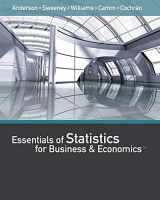 9781337114172-1337114170-Essentials of Statistics for Business and Economics (with XLSTAT Printed Access Card)