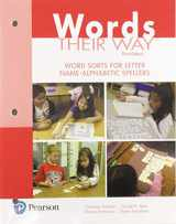 9780134529790-0134529790-Words Their Way: Word Sorts for Letter Name - Alphabetic Spellers (Words Their Way Series)