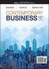 9781119498414-1119498414-Contemporary Business