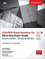 9780071828086-0071828087-OCA/OCP Oracle Database 12c All-in-One Exam Guide (Exams 1Z0-061, 1Z0-062, & 1Z0-063)