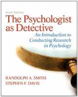 9780205861798-0205861792-The Psychologist as Detective: An Introduction to Conducting Research in Psychology Plus MyLab Search with eText -- Access Card Package (6th Edition)