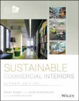 9781118456293-1118456297-Sustainable Commercial Interiors