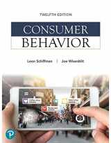 9780134734828-0134734823-Consumer Behavior (12th Edition) (What's New in Marketing)