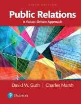 9780205897766-0205897762-Public Relations: A Values-Driven Approach -- Books a la Carte (6th Edition)