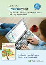 9781496376251-1496376250-Lippincott CoursePoint for Rector: Community and Public Health Nursing (CoursePoint for BSN)