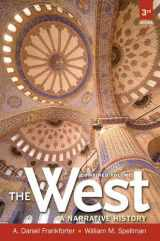 9780205233649-0205233643-West,The: A Narrative History, Combined Volume Plus NEW MyLab History with eText -- Access Card Package (3rd Edition)
