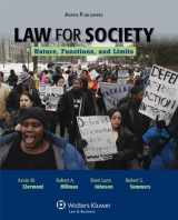 9780735568532-0735568537-Law for Society: Nature, Functions, and Limits