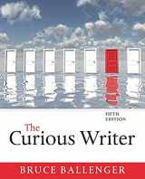 9780134090023-0134090020-The Curious Writer (5th Edition)