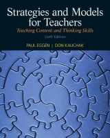 9780132179331-0132179334-Strategies and Models for Teachers: Teaching Content and Thinking Skills (6th Edition)