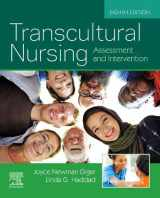 9780323695541-032369554X-Transcultural Nursing: Assessment and Intervention