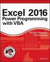 9781119067726-1119067723-Excel 2016 Power Programming with VBA (Mr. Spreadsheet's Bookshelf)